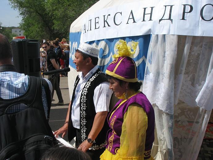 Александрово-Гайский певец
