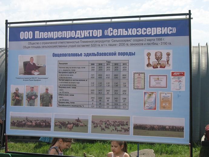 ООО Племрепродуктор Сельхозсервис