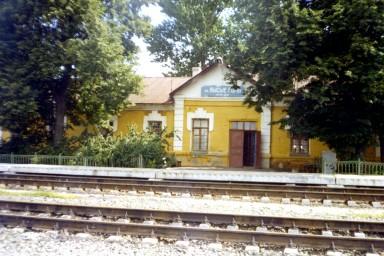 Железнодорожная станция Лысые Горы