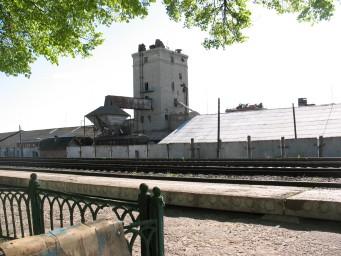 Лысогорская железнодорожная станция