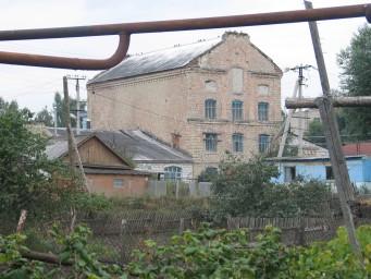 Здание старой мельницы