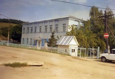 Здание районной больницы
